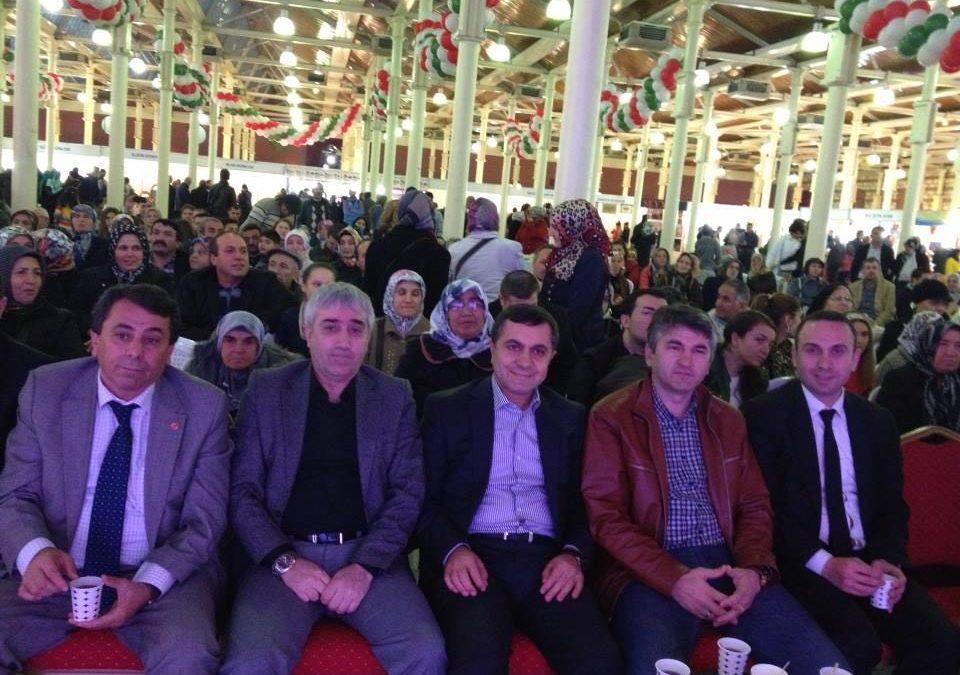 Feshane'de gerçekleştirilen AMASYA Tanıtım Günleri'ne katıldık.