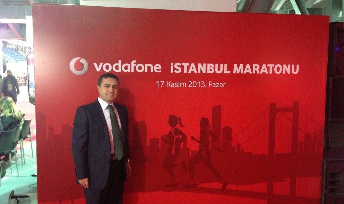 35. Vodafone İstanbul Maratonu hazırlık çalışmalarını yerinde inceledik.